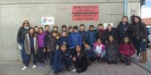 4°de Primaria en la Bibliteca Miguel de Cervantes de Colmenar Viejo 7