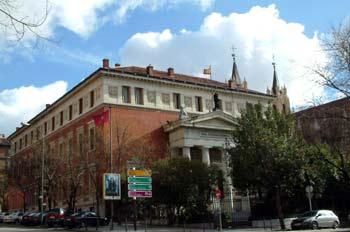 Real Academia Española de la Lengua, Madrid