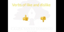 PRIMARIA 6º_VEBS OF LIKE AND DISLIKE_IGNASI-CARLOTA_ENGLISH_FORMACIÓN