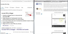 INCRUSTAR PDF EN BLOGGER