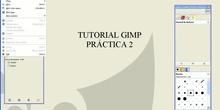 TUTORIAL GIMP Práctica 2