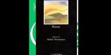 Gustavo Adolfo Bécquer y la poesía romántica.