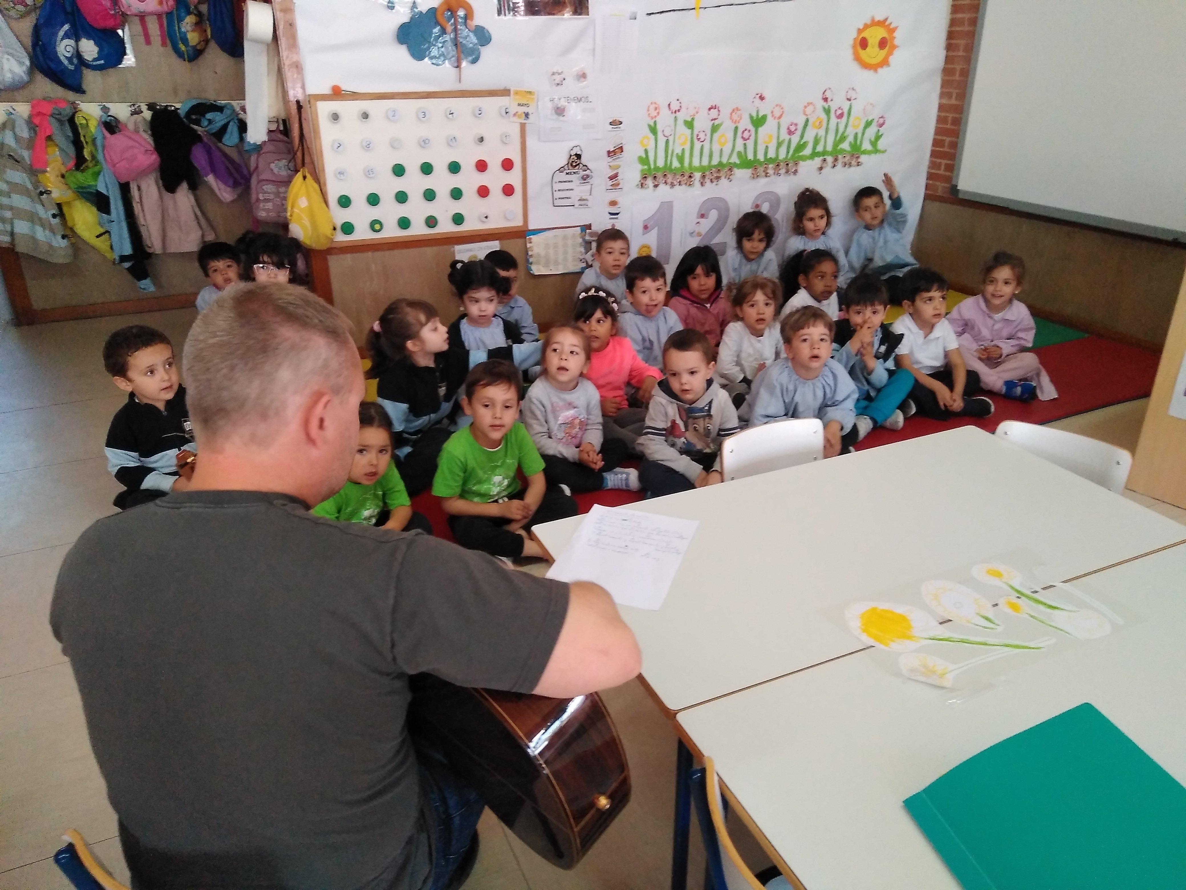 Infantil 3 años en la granja_CEIP Fernando de los Ríos_Las Rozas_2017-2018 3