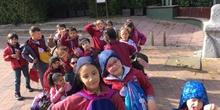 Excursión al zoo 5 años, 1º y 2º Luis Bello 13