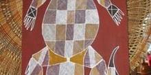 Pintura aborigen actual, Australia