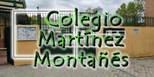 Vídeo entrada al CEIP Martínez Montañés