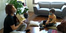 Cocorico. Actividad 2.1. Cuentos y Lecturas Primera Infancia
