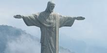 Imagen de Cristo Redentor.