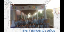 JORNADAS CIENTÍFICAS JUAN DE LA CIERVA - 6ºB + Infantil