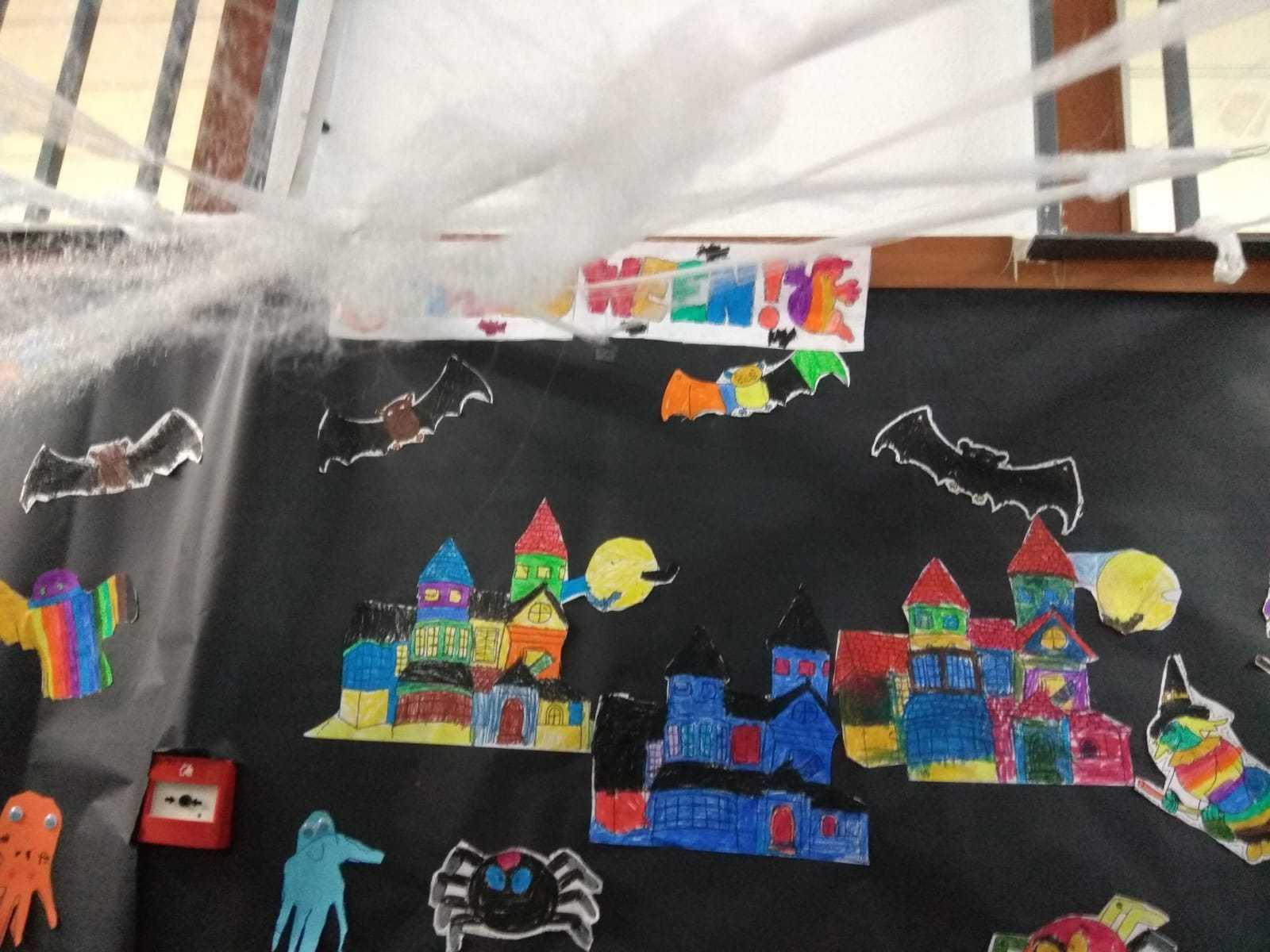 2018_10_31_1º disfruta terrorificamente en Halloween_CEIP FDLR_Las Rozas 21