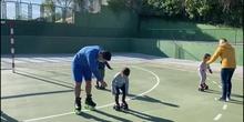 Actividad Patinaje Infantil 3 años_CEIP FDLR_Las Rozas