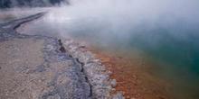 Aguas termales de Rotorua, Nueva zelanda