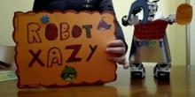 Disfrazo mi robot - Lucas