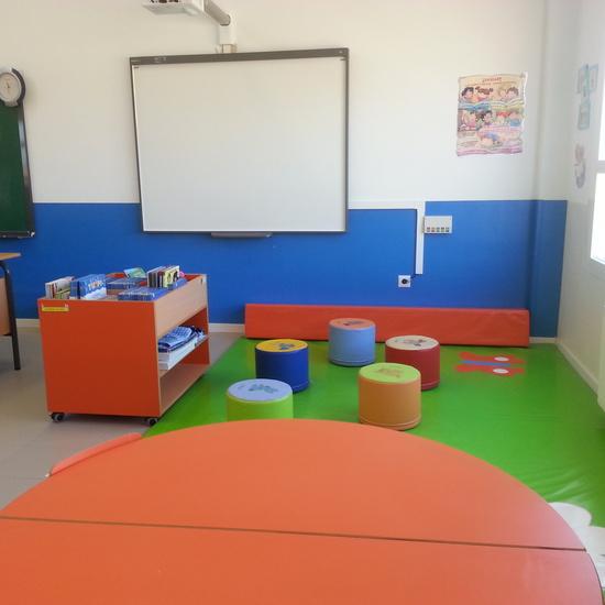 Galería del colegio 2