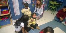 Cuéntame un cuento - Actividad conjunta Infantil 3 años y 6º Ed. Primaria 5