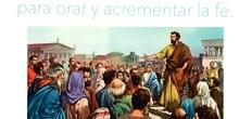 PRIMARIA 5º - LAS PRIMERAS COMUNIDADES CRISTIANAS - RELIGIÓN - FORMACIÓN