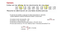 TABLA FRECUENCIAS VARIABLES ALEATORIAS CONTINUAS