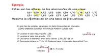TABLA FRECUENCIAS VARIABLES ALEATORIAS CONTINUAS