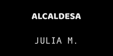 12-Alcaldesa Julia M. 2020
