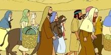 JESÚS VA A UNA FIESTA