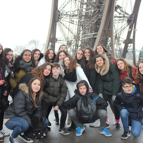 Intercambio con Francia 2018 23