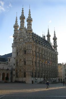 Ayuntamiento de Lovaina, Bélgica