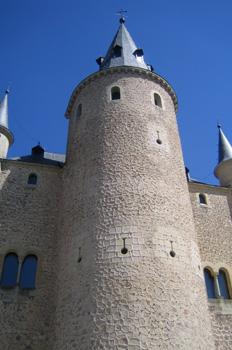 Torre, Alcazar de Segovia