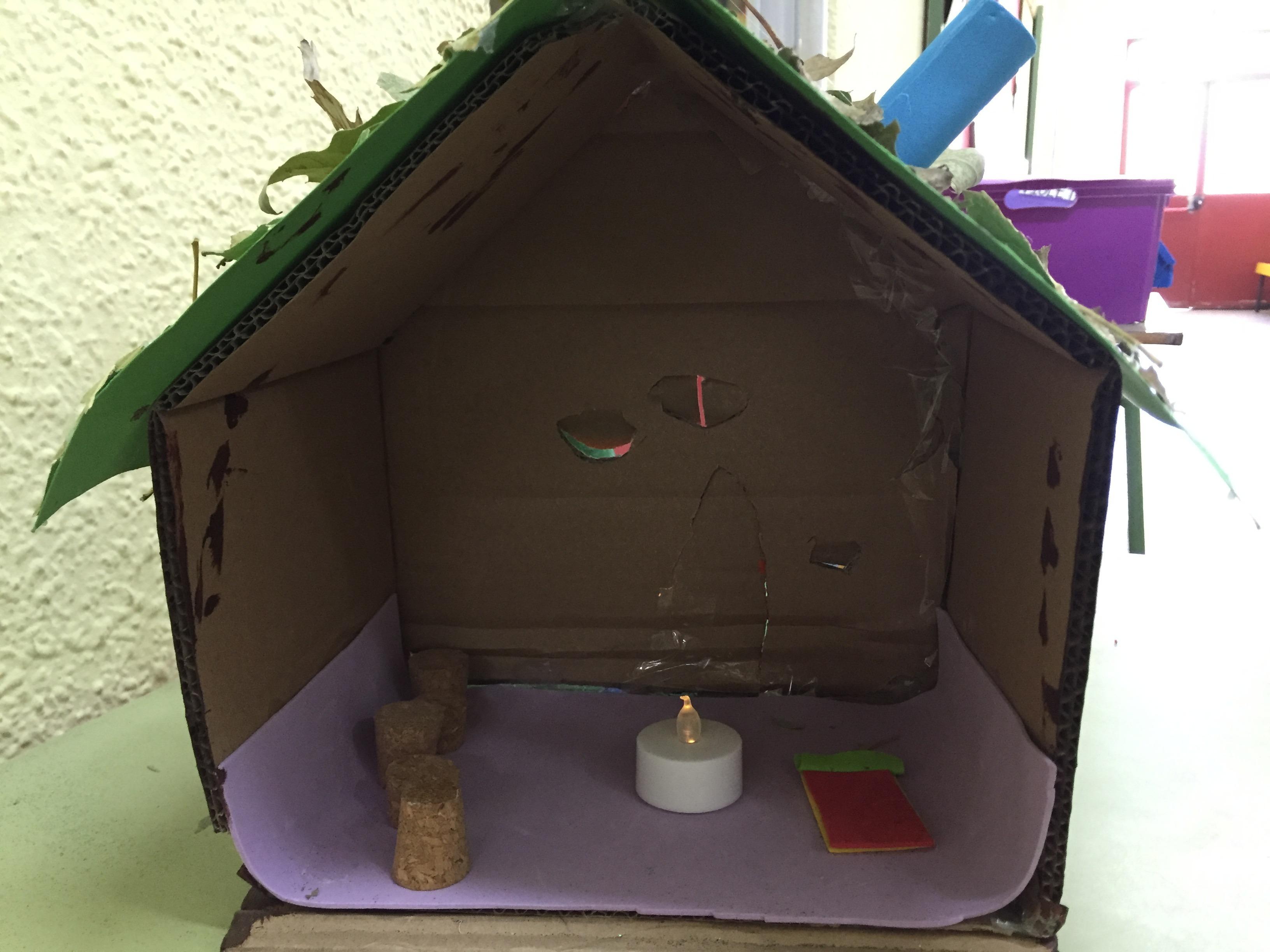 Casa del duende Cascabel