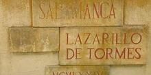 Lazarillo de Tormes, Salamanca, Castilla y León
