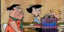 Flintstones Hearing Loss