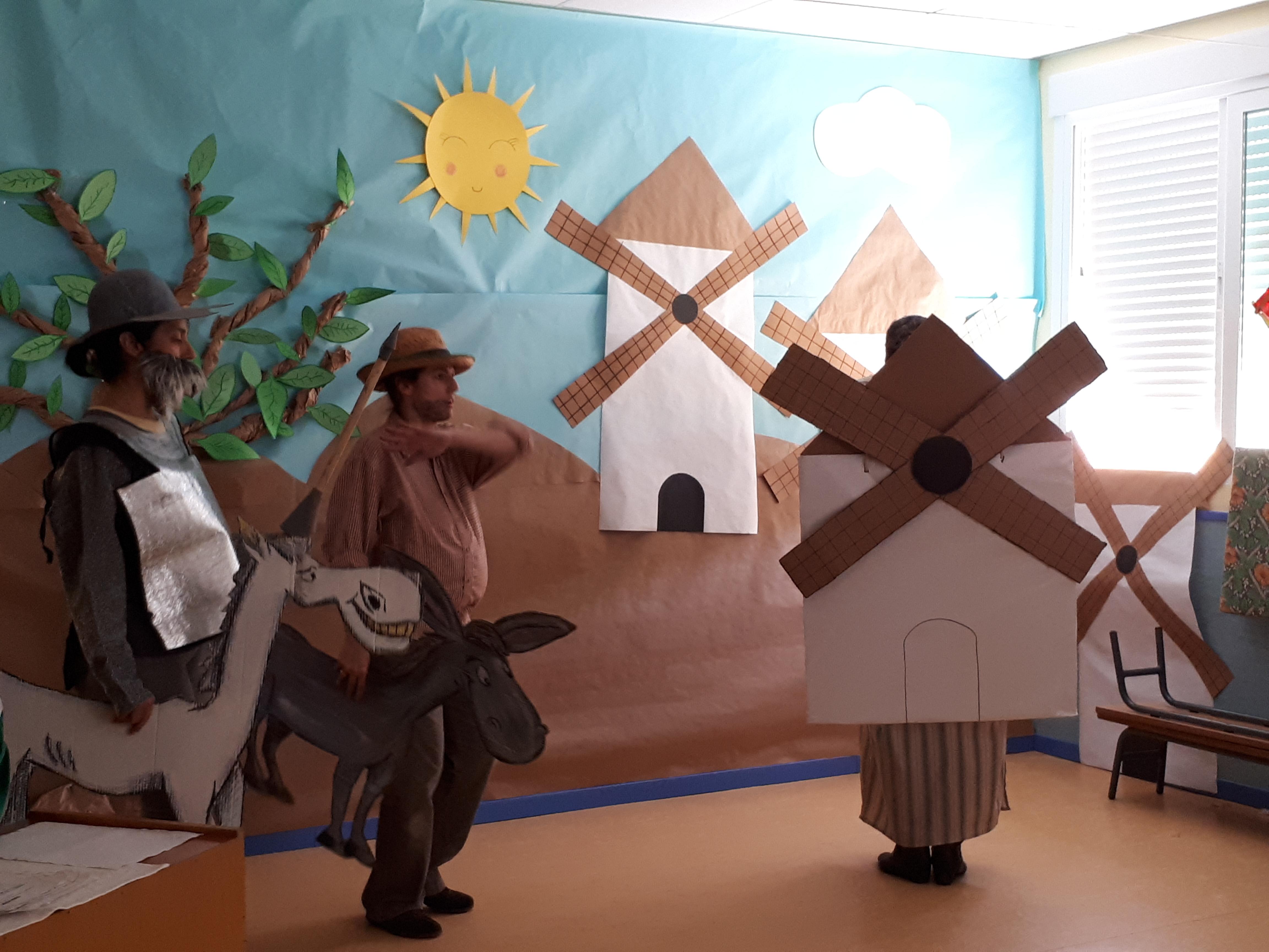 Teatro Don Quijote 4
