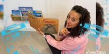 CEIP Poetisa Celia Viñas Día del libro 2020 clase 5 años