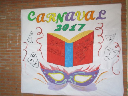 Carnaval 2017_Decorando pasillos...  4