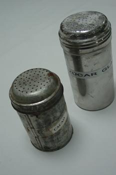 Espolvoreadores metálicos