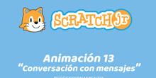 ScratchJr (Perfeccionamiento) 13-Conversación con mensaje