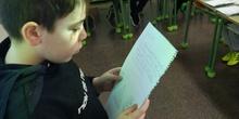 Expresión oral - Los textos expositivos (3º de primaria) 8
