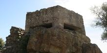 Fortificaciones de la Guerra Civil en Piñuecar-Gandullas (Frente Nacional) 3
