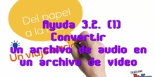 Audio en Google Slides (1): tutorial MP3 to mp4