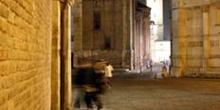 Duomo y campanario posterior, Parma