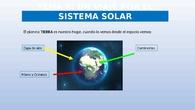 "Tema 6 "" El Sistema Solar"""