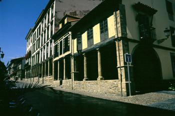 Calle de Galiana, Avilés, Principado de Asturias