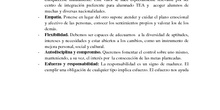 PROYECTO EDUCATIVO CEIP GANDHI MADRID