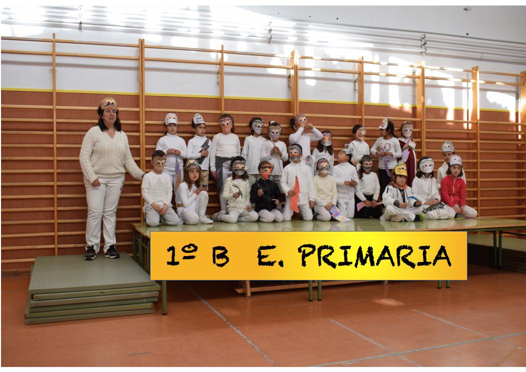 Carnaval 2019 E. Primaria Ceip Ágora de Brunete 2