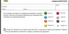 IES CMG - FQ2ESO - Corrección ficha reacciones químicas (I)