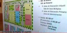 Inaugurado el colegio público Ángel González en Leganés que contará con 675 plazas