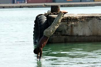 Tirarse de cabeza, Rep. de Djibouti, áfrica