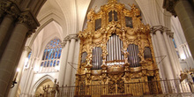 órgano de la Catedral de Toledo, Castilla-La Mancha