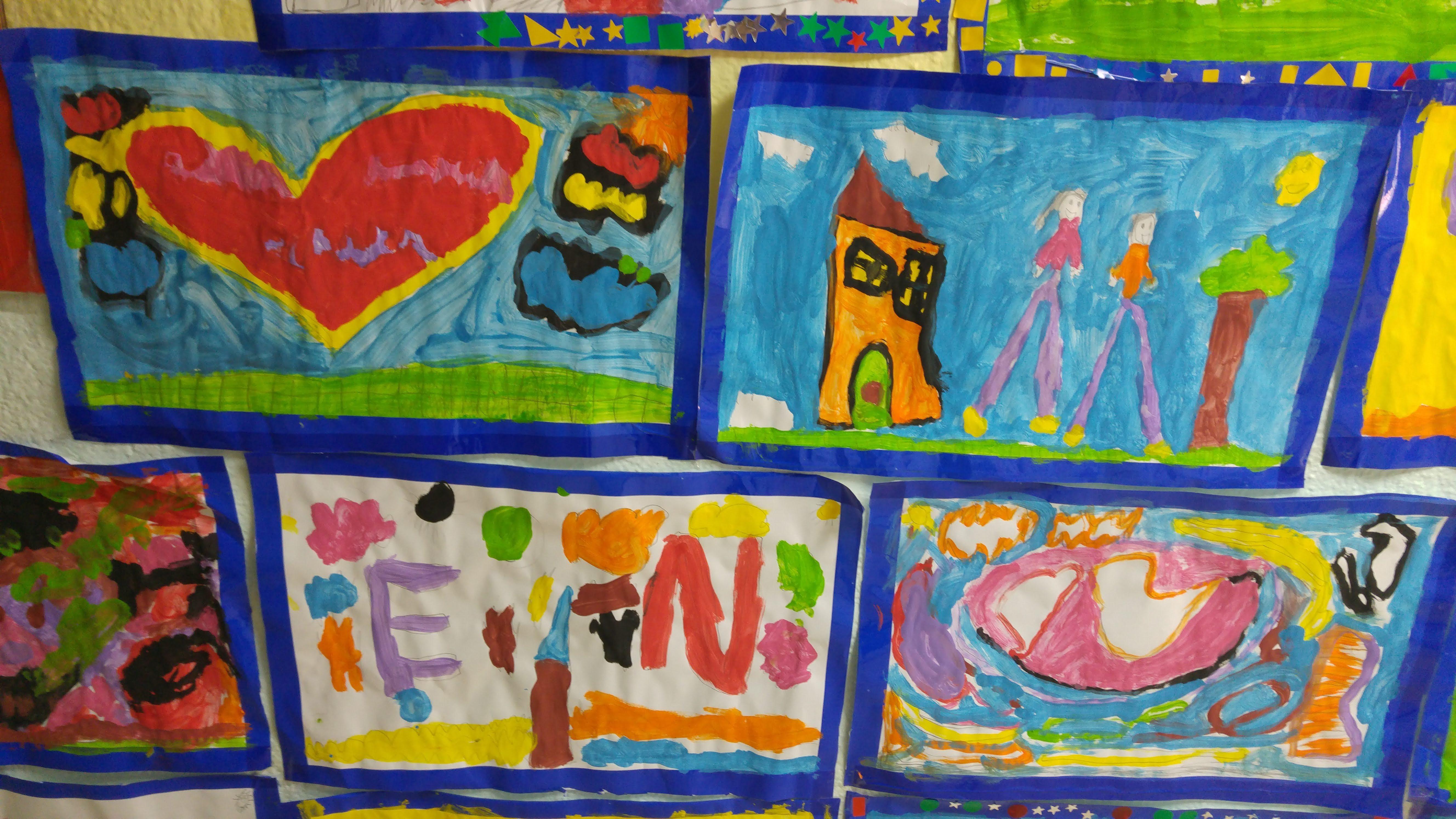 TALLER DE PINTURA CREATIVA ED. INFANTIL 5