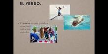 6º lengua El verbo