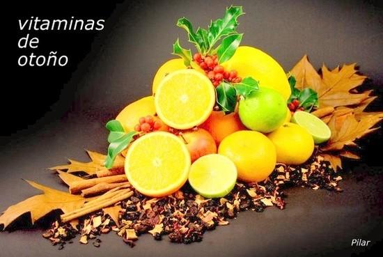 Fruta de otoño